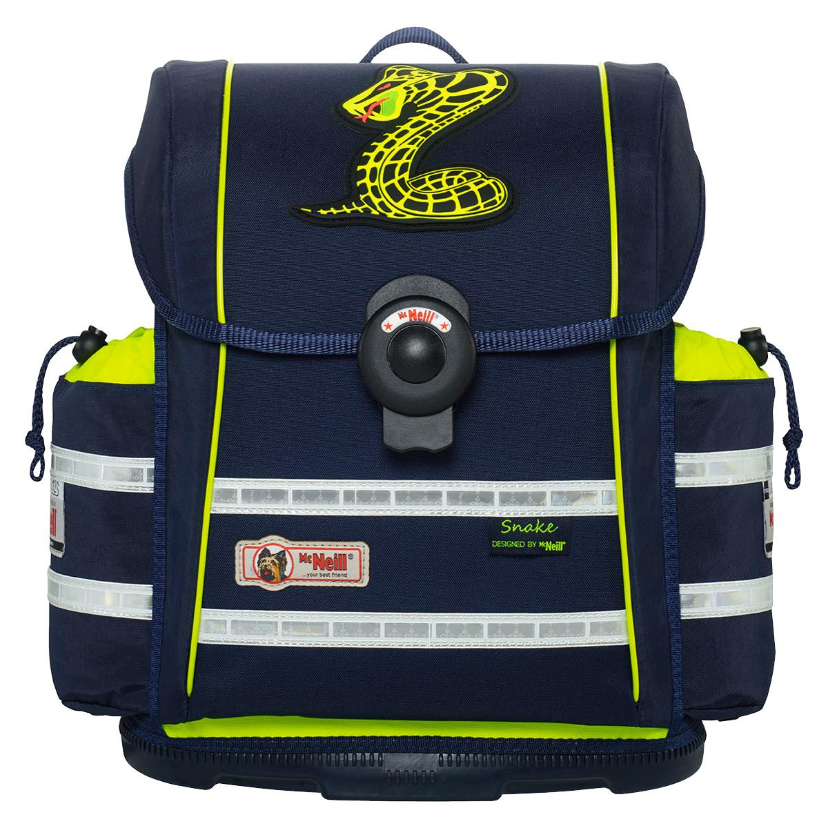 McNeill-Schulranzen-ERGO-Light-912-S-9624184000-blau-gelb-schlange